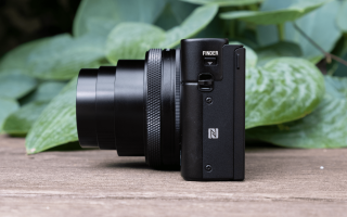 Отзыв о Sony RX100 VII