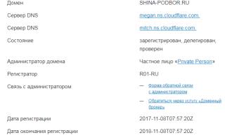 магазин шин и дисков Покрышка.ру отзывы