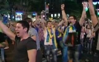 Отзывы Евро 2012