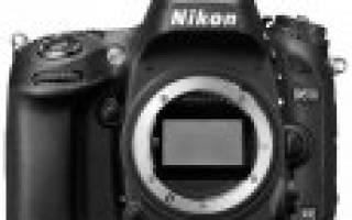 Отзывы о зеркальных фотокамерах