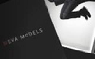 Отзыв о EVA models модельное агентство