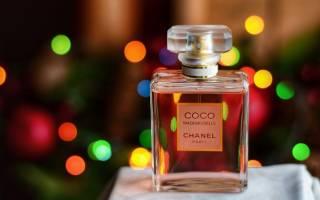 Женские духи «Chanel Coco Mademoiselle» отзывы