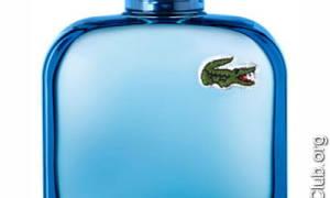 Отзыв о Туалетная вода Lacoste bleu