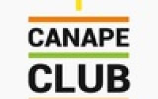 Отзыв о Canape Club доставка еды
