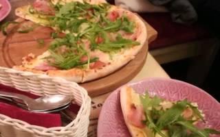 Отзыв о Доставка пиццы и итальянской еды La Trenta