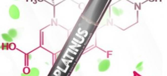 Отзыв о Раствор для роста ресниц и бровей PLATINUS