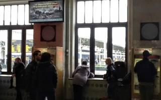 Отзыв о Белорусский вокзал в Москве