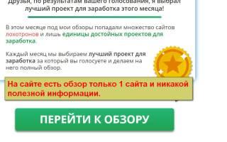 Отзыв о Top Market интернет