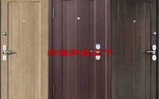 Двери Аспект отзывы