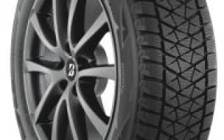 Отзыв о Bridgestone Blizzak DM