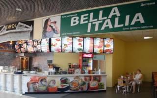 Отзыв о Белла Италия