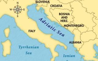 Адриатическое море отзывы