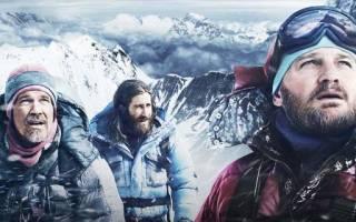 Отзыв об Эверест (2015)