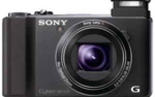 Отзыв о Sony HX9