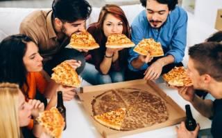 Отзывы о доставке пиццы в Москве