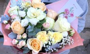 Отзыв о Дом цветов (flowervl.ru)