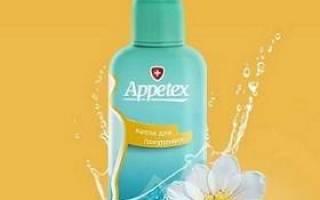 Капли для похудения Appetex отзывы
