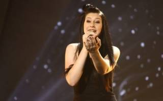 Отзыв об Ева Бото Словения на Евровидение 2012.
