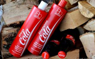 Отзыв о Hair Cola Shampoo от Brit Hair Group